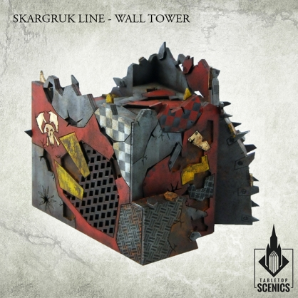 Skargruk Line – Wall Tower