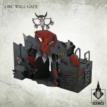 Orc Wall Gate