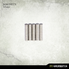 Neodymium Disc Magnets 2x1mm
