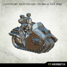 Legionary Apothecary on Breacher Bike