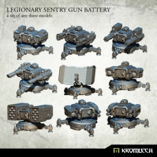 Legionary Sentry Gun Battery Bundle