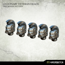 Legionary Veteran Heads: Destroyer Pattern