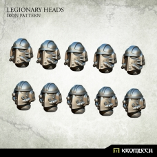 Legionary Heads: Iron Pattern