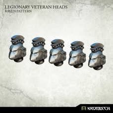 Legionary Veteran Heads: Raven Pattern