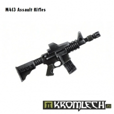 M413 Assault Rifles