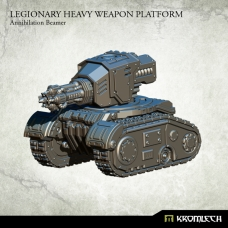 Legionary Heavy Weapon Platform: Annihilation Beamer