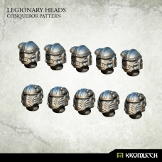Legionary Heads: Conqueror Pattern
