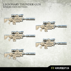 Legionary Thunder Gun: Retribution Pattern