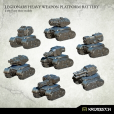Legionary Heavy Weapon Platform Battery