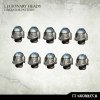 Legionary Heads: Liberator Pattern