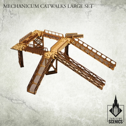 Mechanicum Catwalks - Large Set