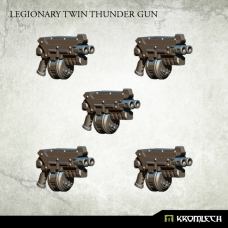 Legionary Twin Thunder Gun