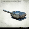 Legionary Assault Tank Turret: Heavy Autocannon