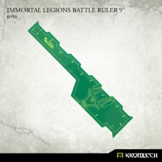 "Immortal Legions Battle Ruler 9"" [green]"