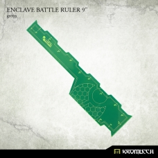 "Enclave Battle Ruler 9"" [green]"