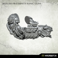 Bedlam Fraternity Sonic Guns
