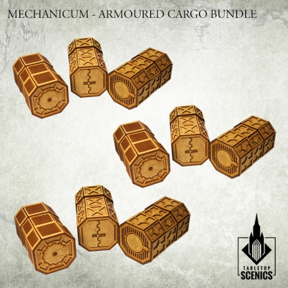 Armoured Cargo Bundle