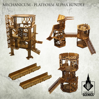 Platform Alpha Bundle