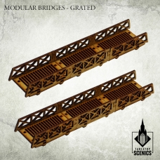 Modular Bridges - Grated