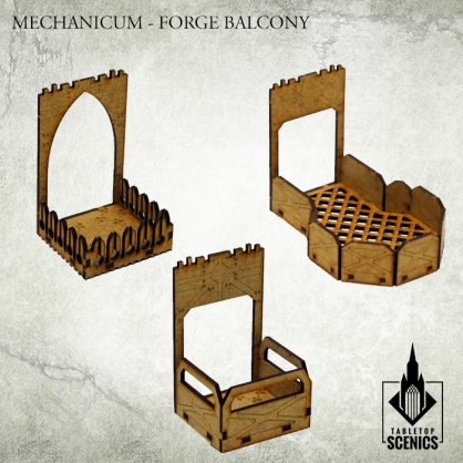 Forge Balcony