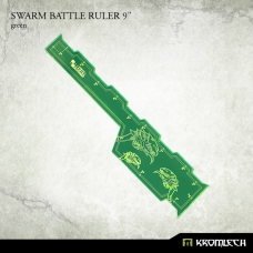 "Swarm Battle Ruler 9"" [green]"