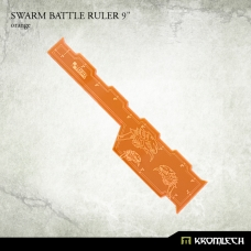 "Swarm Battle Ruler 9"" [orange]"