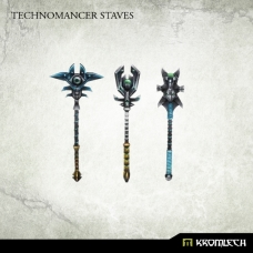 Technomancer Staves