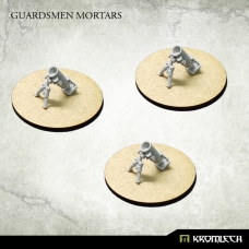 Guardsmen Mortars
