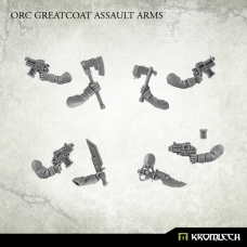 Orc Greatcoat Assault Arms