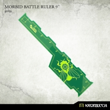"Morbid Battle Ruler 9"" [green]"