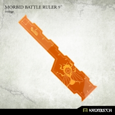 "Morbid Battle Ruler 9"" [orange]"