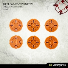 Deploymentzone.tv Objective Markers [orange]