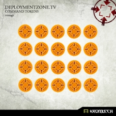 Deploymentzone.tv Command Tokens [orange]