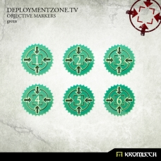 Deploymentzone.tv Objective Markers [green]