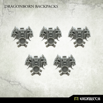 Dragonborn Backpacks