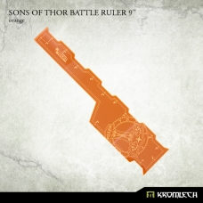 "Sons of Thor Battle Ruler 9"" [orange]"