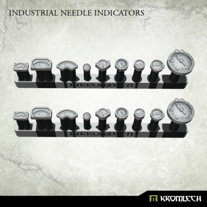 Industrial Needle Indicators