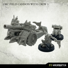 Orc Field Cannon with Crew 3