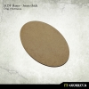 Oval 150x94mm (4 pieces)