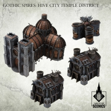 Hive City Temple District Bundle