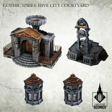 Hive City Courtyard Bundle