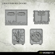 Dragonborn Doors