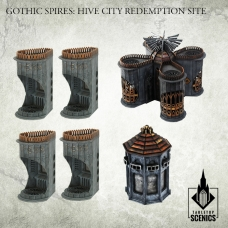 Hive City Redemption Site Bundle