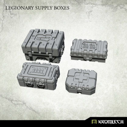 Legionary Supply Boxes
