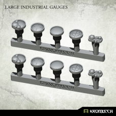 Large Industrial Gauges