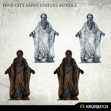 Hive City Saint Statues Bundle