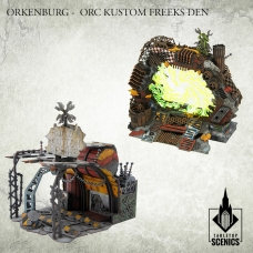 Orc Kustom Freeks Den Bundle