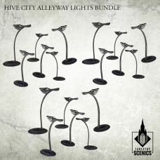 Hive City Alleyway Lights Bundle