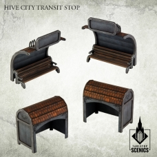 Hive City Transit Stop Bundle