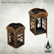 Hive City Vox Call Booths